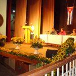 Asamblea solemne del Poder Popular en Manzanillo // Foto Darlenis Rodríguez