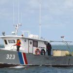 Ejercicio de defensa del litoral en el Bastión 2016 // Foto Marlene Herrera