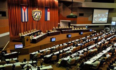 Convocan al octavo período ordinario de sesiones de la Asamblea Nacional del Poder Popular