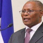 Presidente de Haití, Jocelerme Privert // Foto tomada de Cubadebate