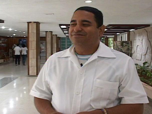 Dr. Aníbal Ramos Socarrás, vicedirector de Asistencia Médica // Foto Valia Marquínez