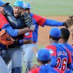 Granma clasifica por primera vez a una final de la Serie Nacional de Béisbol, gracias a derrotar 4 partidos por 3 a Matanzas. Foto: Ricardo López Hevia/ Granma.