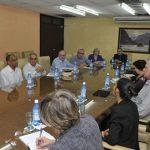 Intercambia Díaz-Canel con líderes religiosos de EEUU