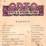ORTO: insigne publicación cubana