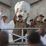 En fotos, la Marcha del pueblo cubano y el Desfile Militar
