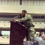 Fidel, principal impulsor del deporte en Cuba