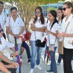 Apoyan Campaña Antivectorial estudiantes de ciencias médicas en Manzanillo