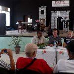 Participa Wilfredo Pachy Naranjo en evento teórico del Festival de Charangas de Palma Soriano