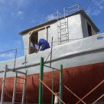 Recuperación de embarcaciones en EPIGRAN aporta a la economía del país