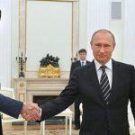 Al-Assad y Putin. Foto: Archivo.
