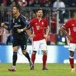 Cristiano anota dos y el Real Madrid derrota al Bayern 2-1 en el Allianz Arena