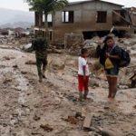 Imagen de una calle de La Mocoa. Foto: Ejército de Colombia