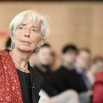 La directora gerente del Fondo Monetario Internacional (FMI), Christine Lagarde. Foto: EFE