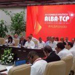 Canciller de Cuba inaugura XV ConsejoPolítico del ALBA-TCP. Foto: @JoseCarlosRguez