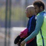 El Barcelona mantiene su intención de alinear a Neymar