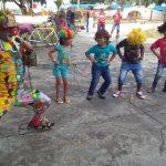 Con espectáculos infantiles cerró semana de receso docente en Manzanillo