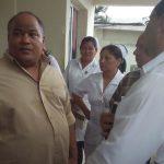 Recorre obras en construcción en Manzanillo dirigente del Partido en la provincia