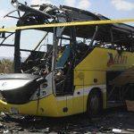 Egipto: Atentado a autobús de cristianos coptos deja más de 20 muertos