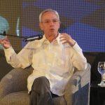 """""""Yo represento a una multitud: Eusebio Leal es el seudónimo de una locura que se llama Cuba"""" , dijo el historiador de La Habana. Foto: Roberto Campos/ Cubadebate."""