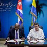 El Acuerdo permitirá realizar consultas diplomáticas entre los ministerios de ambos países. Foto: Abel Padrón/ ACN.