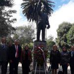 Primer vicepresidente cubano rinde honores a líder ecuatoriano