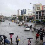 Inundaciones dejan cerca de un centenar de muertos en Sri Lanka