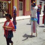 Celebran Festival Teatrando en Manzanillo