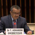 Eligen al etíope Tedros Adhanom director general de la OMS