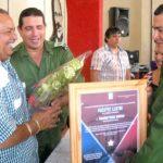 Reconocido Veitía como Hijo Ilustre de Manzanillo