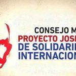 Los miembros del Consejo Mundial del Proyecto José Martí de Solidaridad Internacional resaltaron el contenido profundamente martiano de la carta abierta.Foto: Prensa Latina.