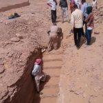 Foto: Ministerio de Antigüedades de Egipto.