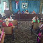 Celebran hoy Día del Jurista Cubano // Foto Eliexer Peláez