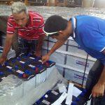 La Empresa de Logística AZUMAT, garantiza los aseguramientos requeridos para las producciones y servicios del Grupo azucarero AZCUBA // Foto Lilian Salvat