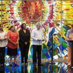 Integrantes de la Comisión Electoral Nacional toman posesión de los cargos ante el Secretario del Consejo de Estado Homero Acosta. Foto: Irene Pérez/ Cubadebate.