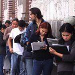 Desempleo juvenil en América Latina alcanzó nivel más alto en una década