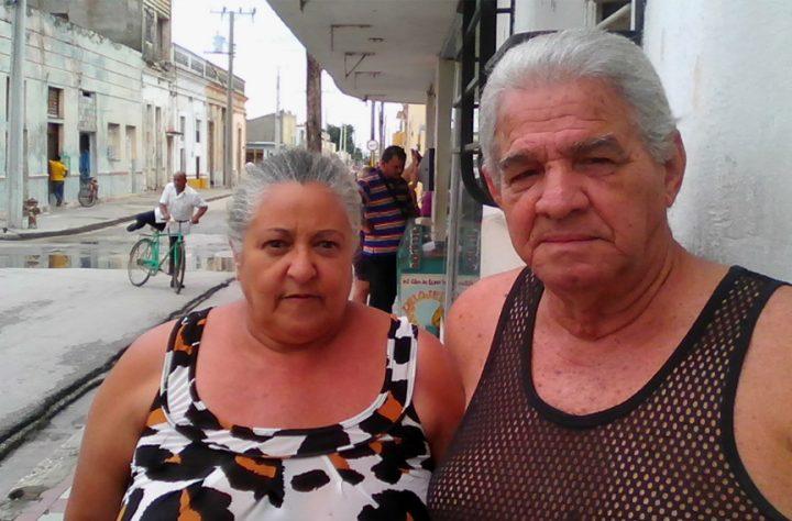 Manzanilleros Magali San Miguel Pérez y Jorge Luis Sánchez Martiliano // Foto Yurisdel Reyes