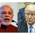 Trump y primer ministro indio discutirán prioridades comunes // Foto PL