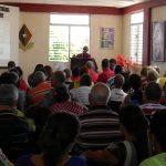 Realizan seminario de preparación del curso escolar 2017-2018 // Foto José Vicente Santos