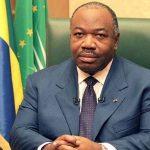 El presidente de Gabón, Alí Bongo Ondimba