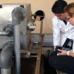 """El proyecto """"Más agua para todos"""" , financiado en Cuba por la Unión Europea en conjunto con el Reino de los Países Bajos, apuesta por aumentar la disponibilidad de agua en el país, a partir de alternativas como el tratamiento y reúso de aguas residuales. Foto: Fidel Alejandro Rodríguez/ Cubadebate."""