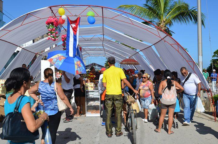 Feria 225 de Manzanillo // Foto Marlene Herrera