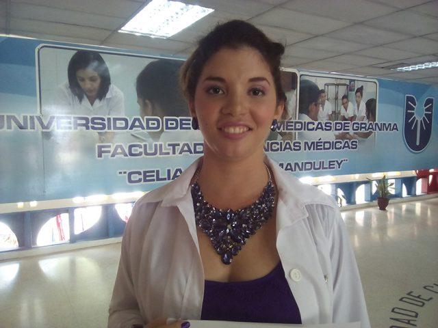 Elizabet Roxana Núñez Alfonseca // Foto Marlene Herrera