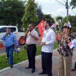 Apoyo a Cuba en Panamá durante celebraciones por gesta histórica
