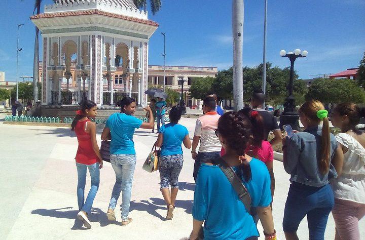 Iniciaron en Manzanillo el campamento de verano // Foto Eliexer Peláez