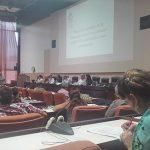 Sobre las tendencias actuales de la fluctuación laboral del potencial científico y las alternativas para su protección debatieron los diputados hoy. Foto: Cubadebate.
