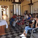 Conferencia sobre la música de órgano // Foto Yurisdel Reyes