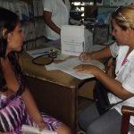 Consultorio ubicado en le Reparto El Taíno // Foto Marlene Herrera (Archivo RG)