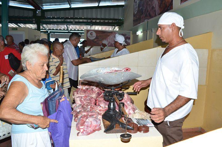 Mercado Agropecuario La Ford // Foto Marlene Herrera
