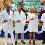 La vigésimo séptima graduación de la Facultad de Ciencias Médicas Celia Sánchez Manduley // Foto Marlene Herrera