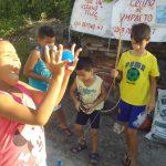 Día de los niños en barrio manzanillero // to Eliexer Peláez